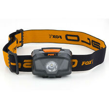 Fox NEW Fishing Halo Headtorch 200 Lumens Lamp Light Inc Batteries - CEI161