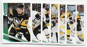 19/20 UPPER DECK PARKHURST BASE TEAM SETS Hockey (ANA-WPG) U-Pick From List