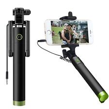 Wired Foldable Mini Selfie Stick For Samsung Galaxy S7 Edge S7 S6 Edge S6 A5