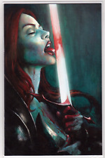 ESSESSA #1 Mike Choi *VIRGIN* VARIANT Stranger Comics Vampires Niobe /250 NM+ 🔥