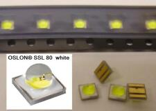 10 Stück / 10 pieces OSRAM OSLON SSL 80 LED 4500K CRI 83  LCW CR7P.EC  >1.2W