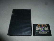 SEGA GENESIS VIDEO GAME CARTRIDGE ONLY MYSTIC DEFENDER CART JVC X EYE NOMAD CDX