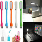 Mini USB Lamp LED Light For Computer Notebook Laptop PC Reading Flexible Brights