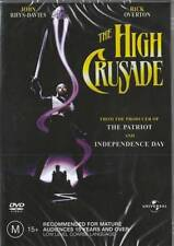 HIGH CRUSADE - MONTY PYTHON MEETS RED DWARF! - NEW & SEALED REGION 4 DVD