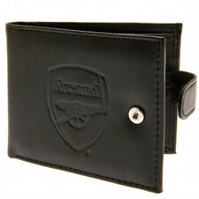 Arsenal F.C - Leather Wallet (RFID ANTI FRAUD) - GIFT