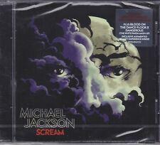 CD ♫ Audio MICHAEL JACKSON • SCREAM nuovo sigillato