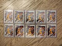 2019-20 Anthony Davis Donruss Optic Base #90 Los Angeles Lakers LOT (10) HOT!!!!
