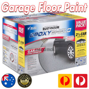 INDUSTRIAL GRADE EPOXY FLOOR COATING-Charcoal-Garage,Shop,Warehouse,Parking