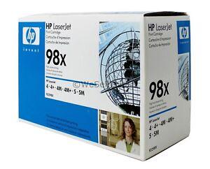 Toner HP L/Jet 92298X 4/4M/4+/4M+/5N/5M