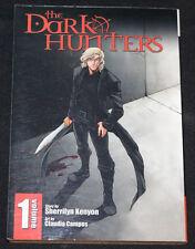 2009 The Dark Hunters #1 Manga Graphic Novel Claudia Campos VF-NM
