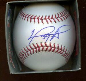 David Ortiz #37 Single Signed Official MLB Selig Baseball