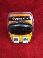 MIDLAND Charging Kit AVP6 Dual Charger, Battery Packs, Adapters For 2-Way Radios