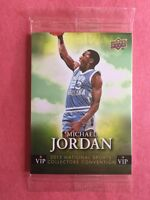 2013 UPPER DECK NATIONAL PROMO VIP SET sealed  Michael Jordan Lebron Gretzky