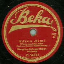Saxophon Orchester Dobbri - Adieu Mimi / Wann kommst Du ?