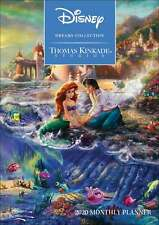 Kinkade, Disney Dreams Official Slim Diary 2020