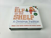 Elf on the Shelf - Imaginative Play Set Light Blue Eyed Preowned
