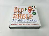 Elf on the Shelf - Imaginative Play Set Light Blue Eyed Preowned