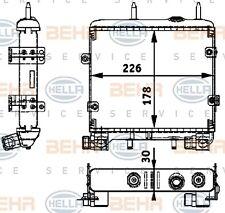 HELLA 8MO 376 725-281 ENGINE OIL COOLER MB E-CL. (W210) GENUINE WHOLESALE PRICE