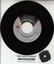BROOK BENTON  Rainy Night In Georgia & Nothing Can Take The Place Of You 45 NEW