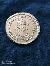 1 SOLIDUS DE ROMULUS AUGUSTULE ARLES (475-476) - REPRODUCTION Augustus