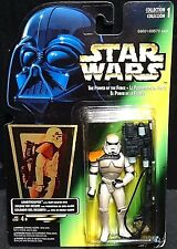 Star Wars Power of the Force SANDTROOPER (Vintage 1996) New!