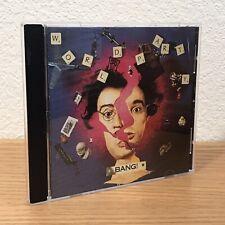 Bang! by World Party (CD, 1993, Chrysalis/Ensign) 3-21991-2 SEE PICS!