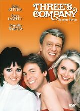 Three's Company: Season 7 [4 Discs] DVD Region 1 CLR