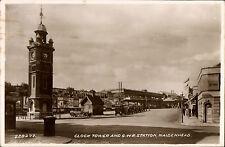 Maidenhead. Clock Tower & Great Western Railway Station # 220277 by Valentine's.