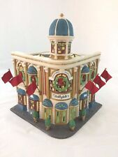 "Dept 56 ""Hollydale's Department Store"" Christmas in the City Series #5634-4"