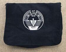 STARGATE SG-1 EMBROIDERED MESSENGER BAG
