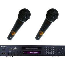 Madboy MFP-2000 Karaoke-Player + 2x Karaoke Mikrofon SET | Neu