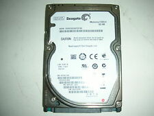 "Seagate Momentus 5400.6 160gb ST9160314AS 100536284 0001SDM1 2,5"" SATA"