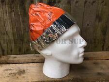 Blizzard survival beanie-emergency foil espace couverture thermique hat bushcraft