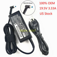 OEM AC Adapter Laptop Power Charger For HP ProBook 440 445 450 G2 Notebook PC
