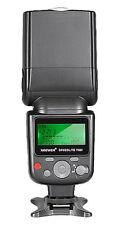 Neewer 10070994 750II Blitz mit LCD-Display für Nikon DSLR-Kamera