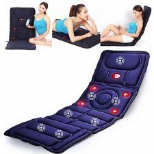 Full-body Massage Mattress Automatic Heating Far Infrared Massager Cushion