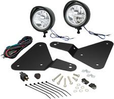 Show Chrome Focus Lower Driving Lights Kit Black 41-302LBK