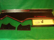 Cockpitablage Ablage ROT Iveco Stralis mit Schublade breites Fahrerhaus ab2002-