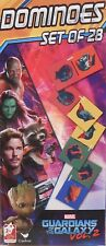 Dominos Game GUARDIANS OF THE GALAXY Card Tiles Educational Learning - New