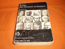 eric roll storia del pensiero economico boringhieri 1970 brossura cucita