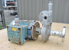 1.25'' x 1'' Inlet & Outlet Price Centrifugal Pump, 316 Ss, Xp Motor