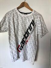 Carbrini Street Football T Shirt Size Medium