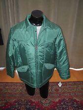 RocaWear Parka Flight Jacket Size XL Emerald Green Jigga Jay Z Rocafella Fresh