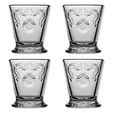"""4x La Rochere Wasser Glas """"Versailles"""" aus Frankreich, 250 ml, Gläser, Becher"""