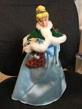 Rare Telco  Classic  Disney  Animated  Cinderella  Musical  Figurine