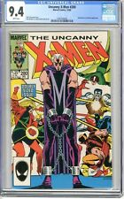 X-Men  #200  CGC   9.4   NM   White pages  12/85   Starjammers & Lilandra App.