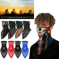 Motorcycle Tube Bandana Balaclava Scarf Headband Face Neck Collar Sports Gaiter