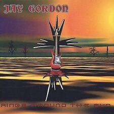 Jay Gordon - Rings Around The Sun Vol. 1 CD SEALED NEW shredding blues guitar