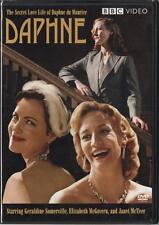 Daphne - The Secret Love Life of Daphe du Maurier (DVD) Geraldie Somerville NEW