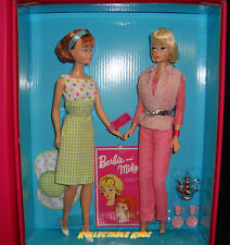 Barbie Vintage Reproduction Midge & Barbie  50th Anniversary Giftset NEW IN BOX